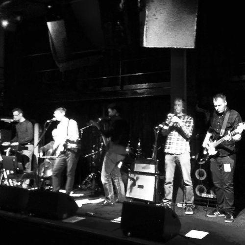 Vlks. It's pronounced how it's written. Vlks at the Fly Awards, Jazz Cafe Camden , Feb 4th 2014 @vlksband @THEFLYMAGAZINE @jazzcafe_mama