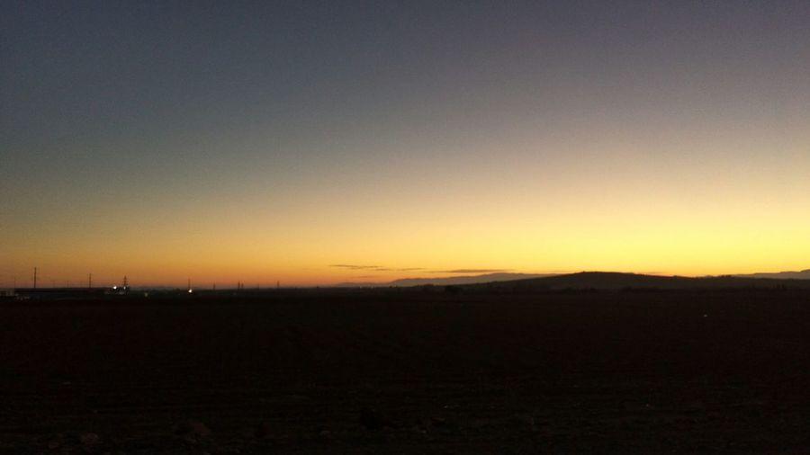 سبحانك ربي الحمد_لله The Purist (no Edit, No Filter) Sky Nature Oujda City, Morocco Sunrise Beautiful Sunrise Morning Morocco Beautiful Beautiful Sky Colors