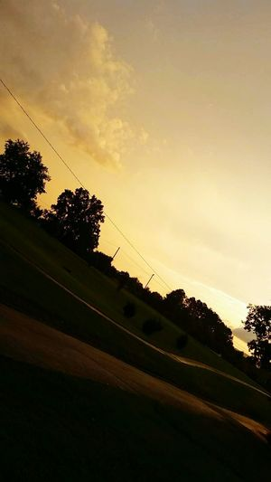 Woodbury Sunset is absolutely Beautiful. I love Tennessee.