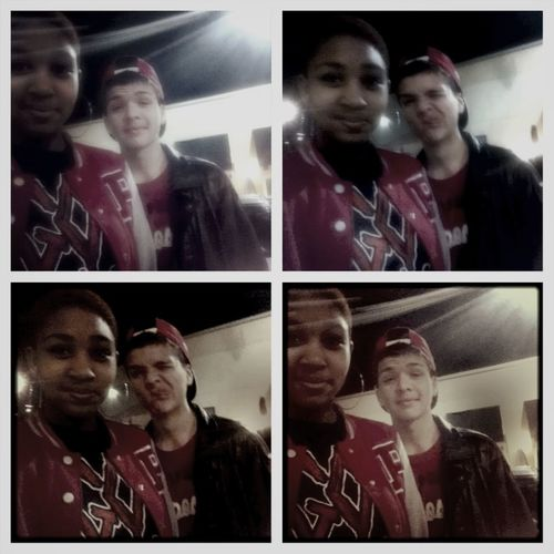 Me And My Bestfriend ! On Saturday .