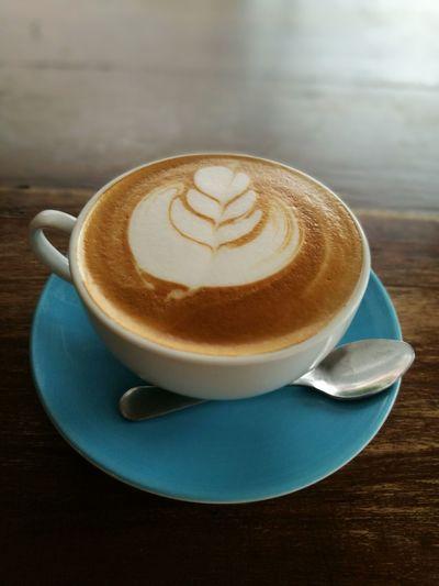 Hot Latte ☕