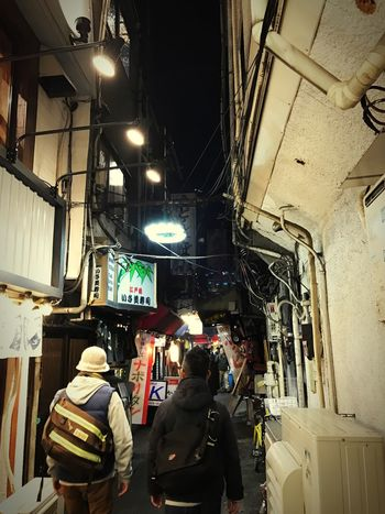 大井町 平和小路 Alley