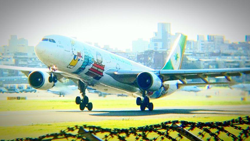 EVA Air B-16333