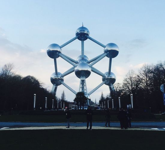Atomium Enjoying Life Sightseeing Being A Tourist Check This Out Trip