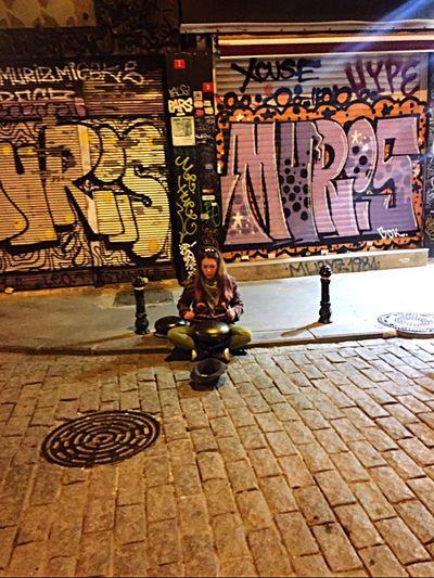 TakeoverMusic Playing Music Making People Smile Istanbul Turkey