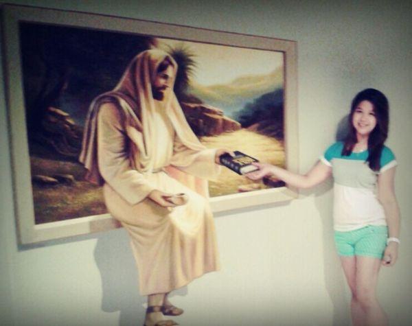 Im soooo Religious  .. ;)