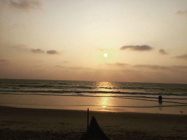 Beachlove Sunset Mangalore First Eyeem Photo