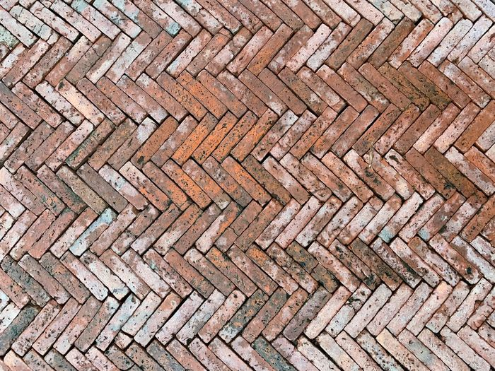 Full Frame Backgrounds Pattern Repetition Textured  Roof Roof Tile No People Day Brick In A Row High Angle View Brown Large Group Of Objects Architecture Close-up Arrangement Design Built Structure Outdoors