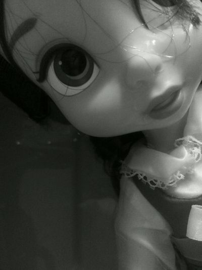 Doll Face Doll Eyes Dolls Black And White Plastic Eyes Doll Photography Doll Feelling