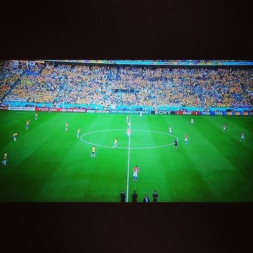 Der_Ball_rollt Die_ersten_Meter Wm2014 Brasilien_vs_Kroatien Ichfreumichdrauf SãoPaulo Bereit_wie_nie 1-0 Eigentor Schlecht ;'D