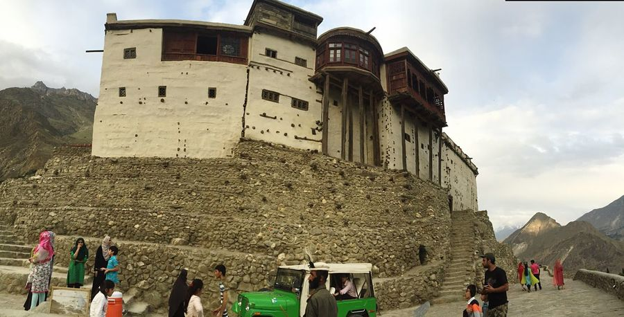 Baltit Fort Hunza Hunza Karimabad Hunza Valley Pakistan Enjoying Life Traveling EyeEm Best Shots Beautiful View Beauty In Nature Hello World Capture The Moment My Country In A Photo