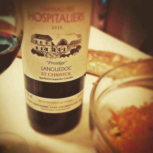 Some Languedoc being Locavore et quelques Carottes et Panais. Saison Wino Instawine Winolife Redwine SudDeFrance