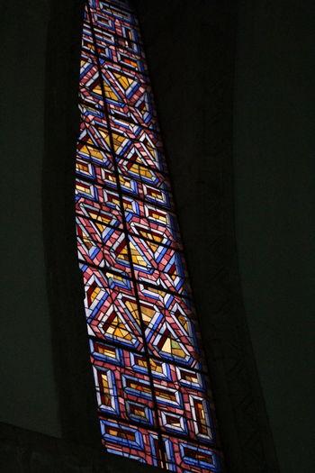 Iglesia San Agustin Art Church Mexico City Religion Vitral Light