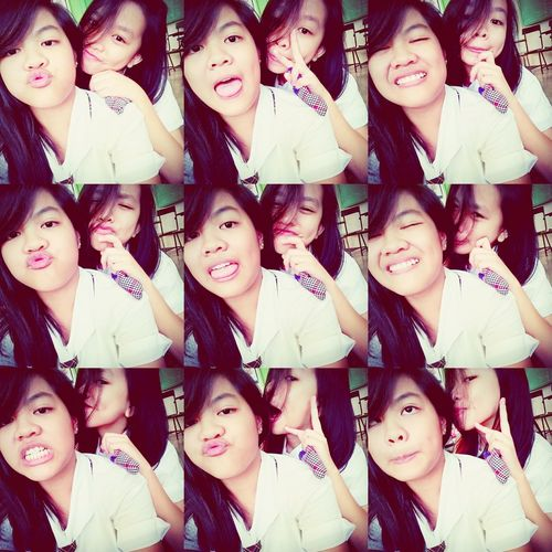 Maybe were not bestfriend but we are real to each other . Lovelots