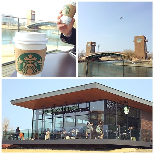 Gooddesign Starbucks Coffee The most beautiful Starbucks in the world☕️✨