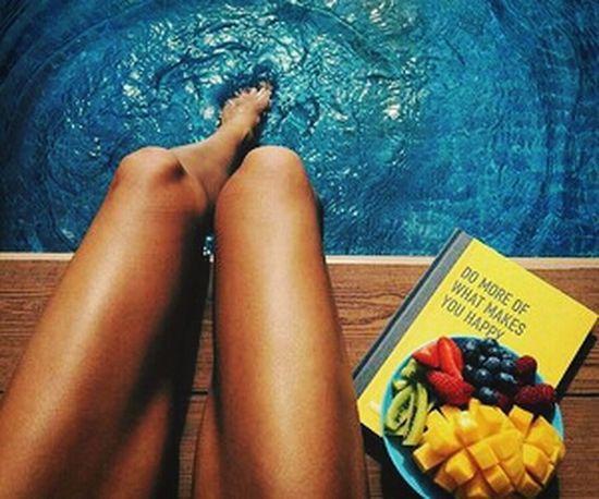 Summer ☀ I Miss Summer That's My Legs