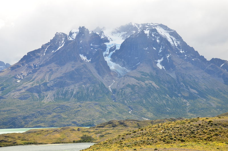 Torres del Paine National Park Torres Del Paine National Park Parque Nacional Torres Del Paine Towers Of Paine And Paine Horns Lakeview Chile♥ Del Toro Lake Mountain Beauty In Nature Environment Landscape Nature