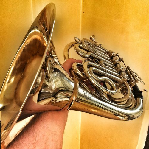 French Horn Alexander Mainz First Eyeem Photo Eyeemphotography EyeEm Gallery Musical Instrument