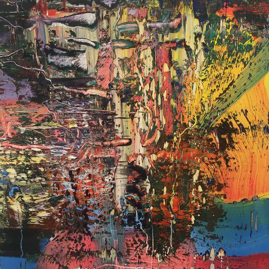 Gerhard Richter No Filter