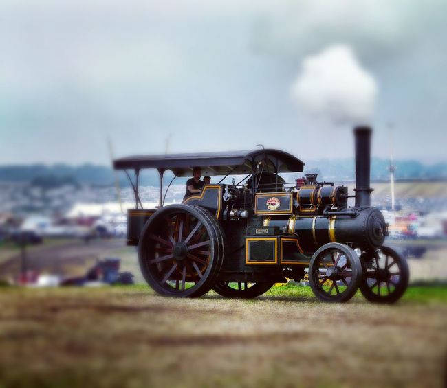 Great Dorset Steam Fair Agriculture Heavy Haulage Mode Of Transport Transportation Lens Blur Steam Rural Scene Fairground Background Steam Traction Engine