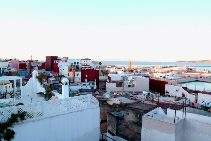 Architecture Built Structure City Cityscape Day Morocco Outdoors Sky Tanger