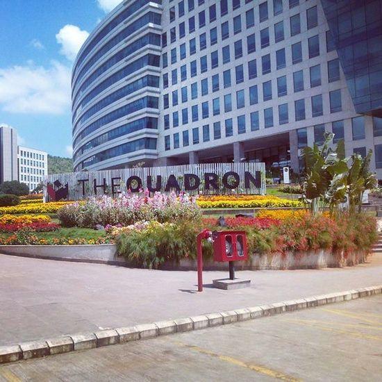 Quadron Dlf Cognizant Pune Maharashtra India Igindia Instagram Building Exterior Design Architecture Fine IT