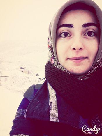 Bu kar neden insana böle anlamsız bir mutluluk veriyor. ♡ Happy People Banabak Wintertime Winter Morning