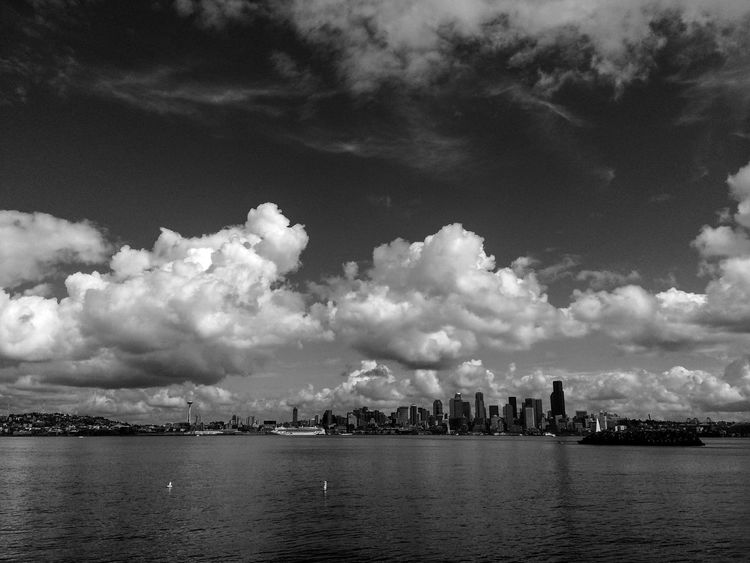 west Seattle view
