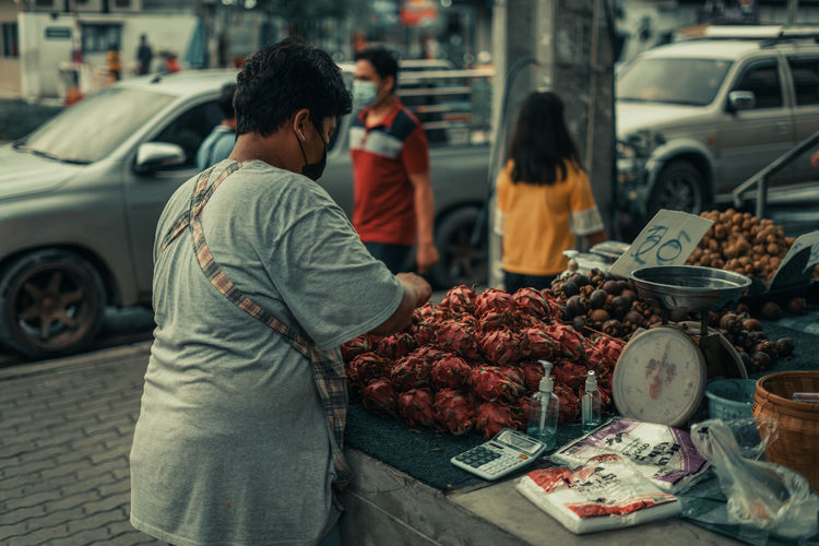 Street photography market and covid 19