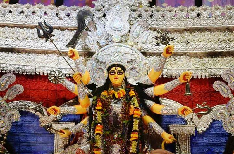 Idol Idol Worship Believe Goddess Durga Indian Festival Indianphotographers Love Yourself EyeEmNewHere