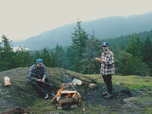 Enjoying Life Offroad Check This Out Hanging Out Explorebc Pacfiicnortwest Britishcolumbia Outdoors Hi!