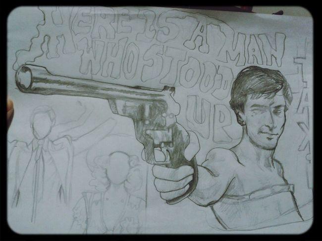 Boceto Taxi Driver Dibujando Un Rato! Drawing ✏ Robertdeniro