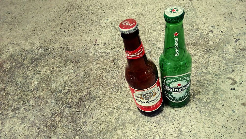 """"""" Every empty bottle is filled with stories. """" 🍺 Drinking Beer Taking Photos Relaxing Budwiser Heiniken Enjoying Life Beers EyeEm Mobile Photography Budweiser Heineken Eyeem CDO Mobile Photography EyeEm Cagayan De Oro"""