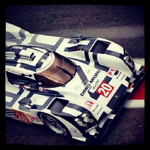 24hours Spa Fastcar FIAWEC Porschemotorsports 919