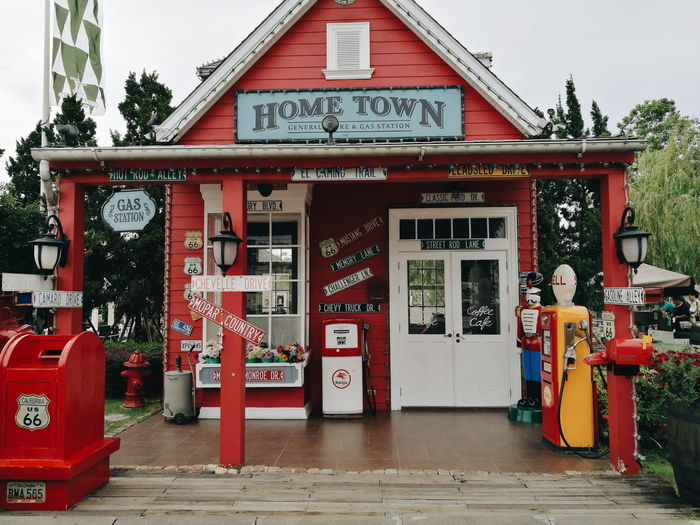 Hometown Gas