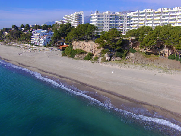 Drone  Miami Platja- Tarragona- Architecture Beach Beauty In Nature Building Exterior Built Structure City Day Drone Photography Nature No People Outdoors Sand Scenics Sea Sky Tree Turistic Places Water