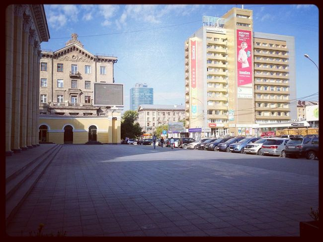 Новосибирск. Утро Novosibirsk City Novosibirsk Новосибирск улица утро Streetphotography Street