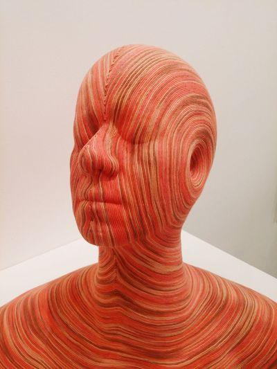 Emotion nerve Still Life Art Gallery Art Emotions Statue Curves Nerve Instalation Colourful Enjoying Life