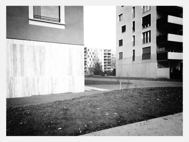 Häuser - Blackandwhite Urban Exploration Cityscapes Architecture