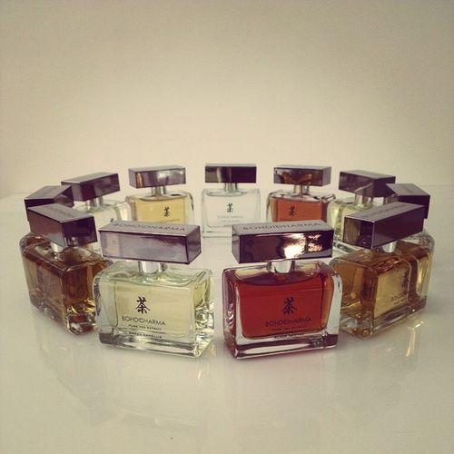 Monday Perfumeproduct shoot