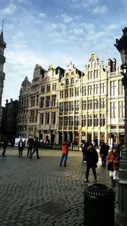 Belgium♡ Belgium. Belgique. Belgie. Belgien. Etc. Traveling Grand Place Bruxelles Bruxelles Relaxing Enjoying Life Sunny Day Eyemphotos Eyem Gallery Eyem Best Shots Go Out ,enjoy Life ❤ With Friends Beautiful Place Streetphotography Eyem Street People