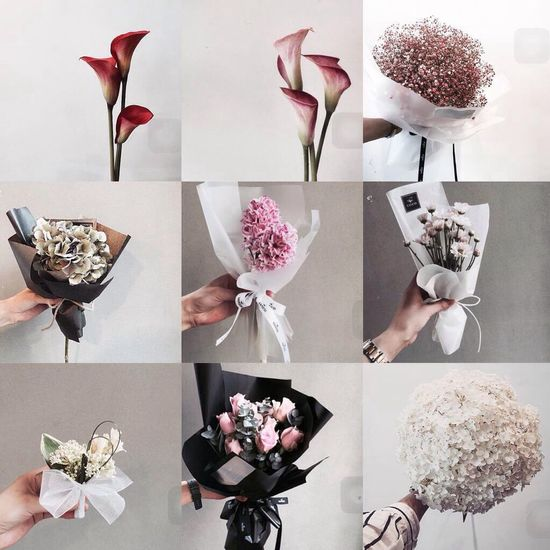 I love flowers 💕 Oneday