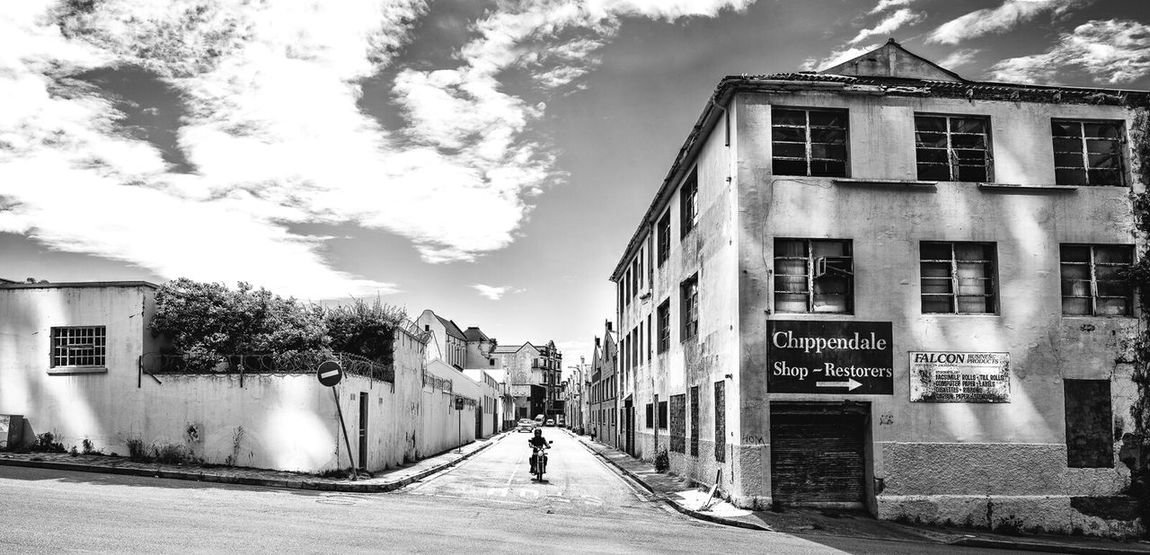 Monochrome Photography Building Exterior Residential Structure Black And White Steetlife South Africa