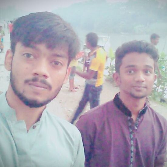EidDay Nothingtodo Walking River Riversideroad Withcousin Withbrother ...