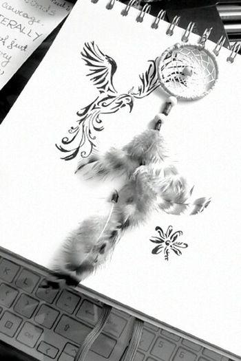 Drawing for tatoos Art, Drawing, Creativity Art Fénix Desenho