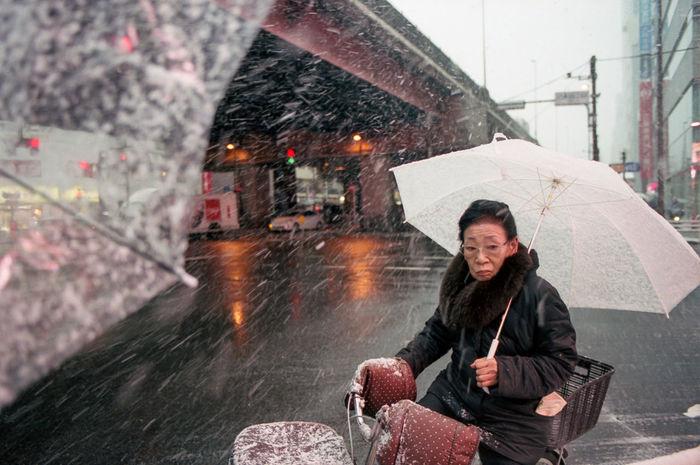 Heaviest snow in 4 years hits Tokyo The Photojournalist - 2018 EyeEm Awards
