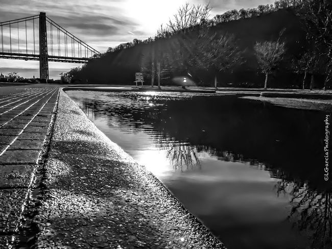 If today were the last day of your life, would you want to do what you are about to do today? -Steve Jobs (1955-2011) . . . LGarciaPhotography Iphone 6 Plus Aukey 3 In 1 Lens Jersey Newjersey New Jersey Palisades Palisades Interstate Park Architecture Light And Shadow Architectural Detail Streetphotography Bnw_collection Bnw_friday_eyeemchallenge Bnw Blackandwhite Black And White Photography Monochromatic IPhone Photography Street EyeEm Best Shots - Landscape Monochrome Eye4black&white  GWB George Washington Bridge