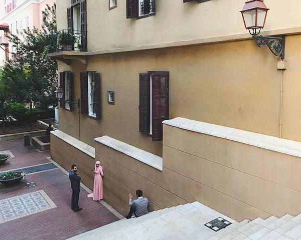 Photoshoot Wedding Engagement Streetphotography Couple Taking Photos Taking Photos Of People Taking Photos Beirut Lebanon