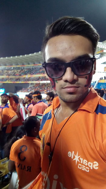 The Color Of Sport Gujaratlion Sport Huteeee Enjoy Cricket IPLFever