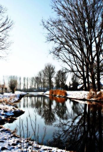 Holland Winter Hdr_Collection Snow